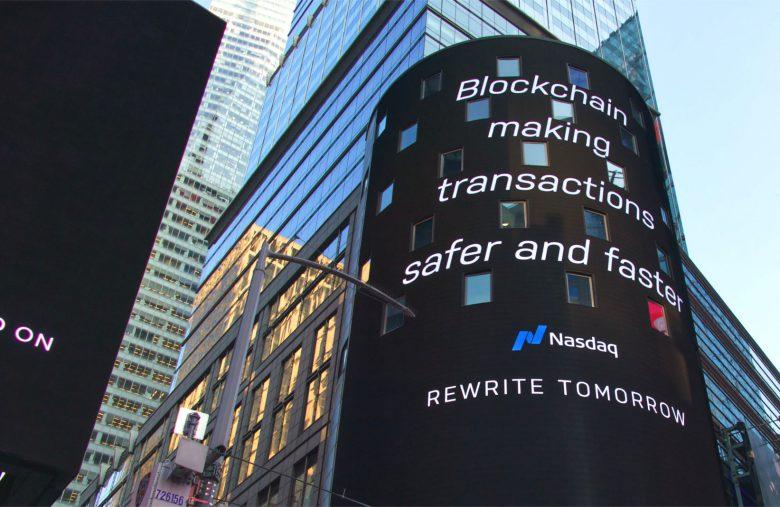 Nasdaq divulga a tecnologia blockchain