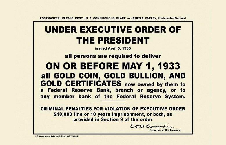 Ordem executiva
