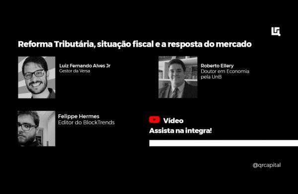 Roberto Ellery e Luiz Fernando
