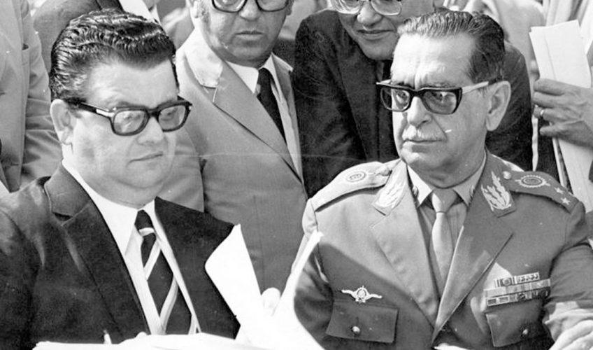 Delfim Netto na ditadura