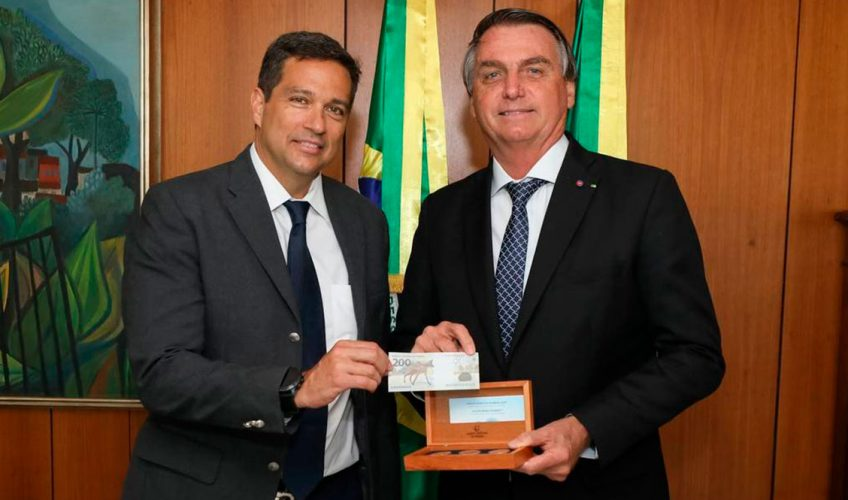Roberto Campos e Bolsonaro