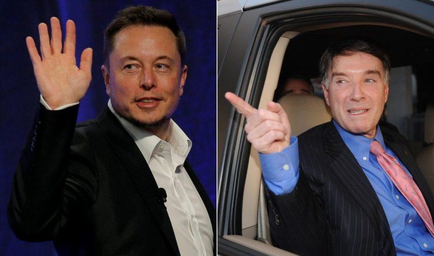 Elon Musk e Eike Batista