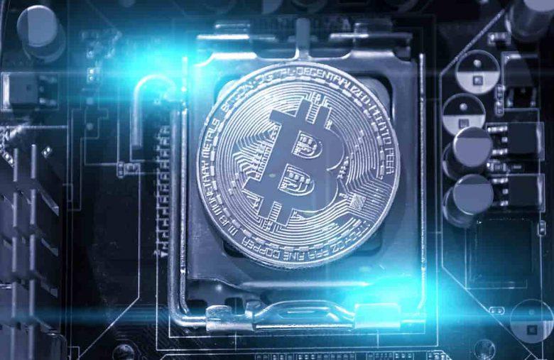 Mineração de bitcoin, gasto de energia