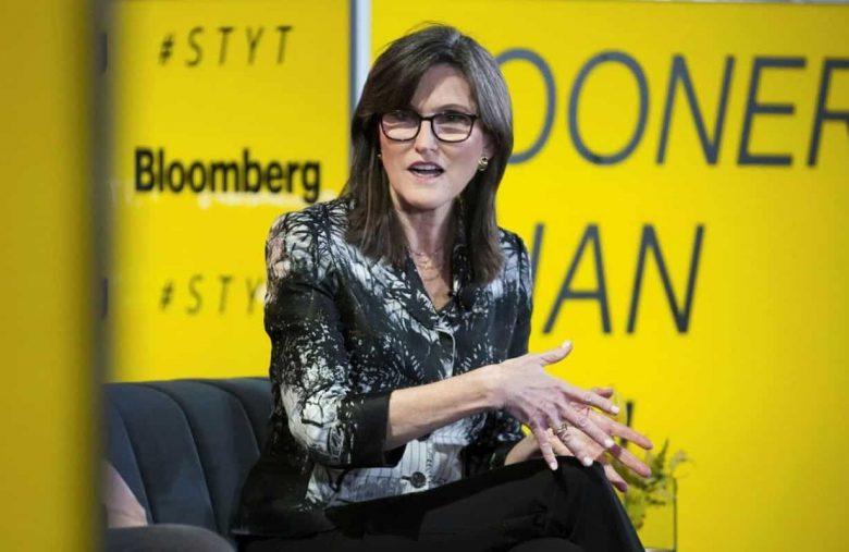 Cathie Wood, CEO da Ark Invest