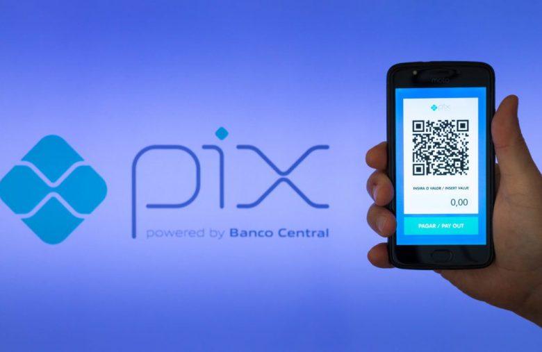 pix QR code